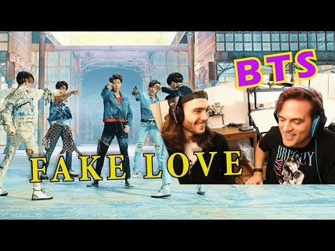 Friends React to KPOP - BTS - FAKE LOVE // MV // Classical Musicians React to KPOP