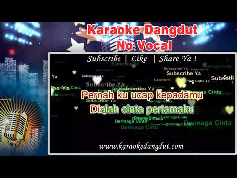 Dermaga Cinta Karaoke No Vocal   Solo Orgen   Duet Romantis Gerry Tasya   Karaoke Dangdut No Vocal