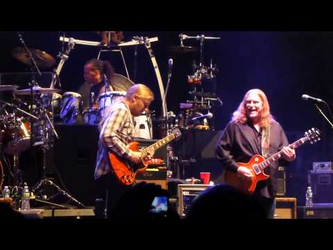 Allman Brothers Band – One Way Out 3-5-13 Beacon Theater, NYC