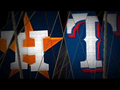 Video: Lynn K's 11 to help Rangers shut out Astros | Astros-Rangers Game Highlights 7/11/19