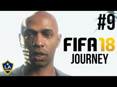 FIFA 18 The Journey Gameplay Walkthrough Part 9 - PLAYING FOR THE USA ??? (Full Game)