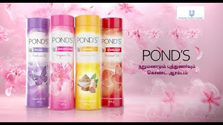 Pond's Dreamflower Talc – For a Fresh & Fragrant start to your day - TAMIL