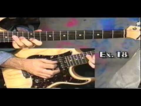 Guitar Lesson Ross Bolton   Funk Rythm Guitar Part 1