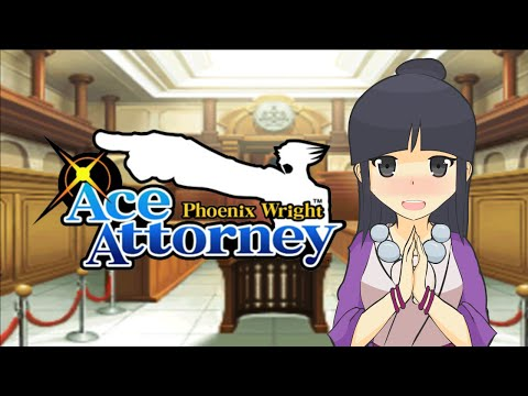 Ace Attorney in a Nutshell