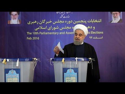 Ιράν: Ευνοημένη η κυβέρνηση Ροχανί από την σημαντική ενίσχυση μεταρρυθμιστών/μετριοπαθών