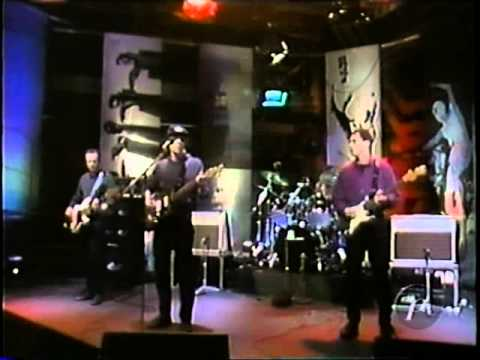 """Later with Jools Holland  """"television"""" the band"""