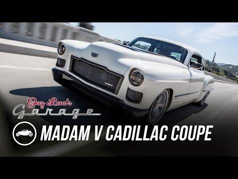 Ringbrothers' 1948 Madam V Cadillac Coupe - Jay Leno's Garage