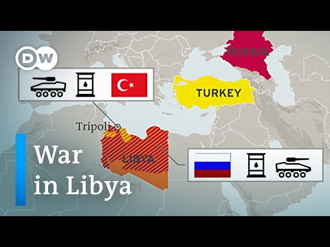 Libya war explained: Key players and affiliations | DW News