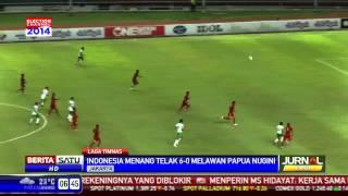 Video Indonesia Menang Telak Atas Papua Nugini 6-0 MP3, 3GP, MP4, WEBM, AVI, FLV Desember 2017
