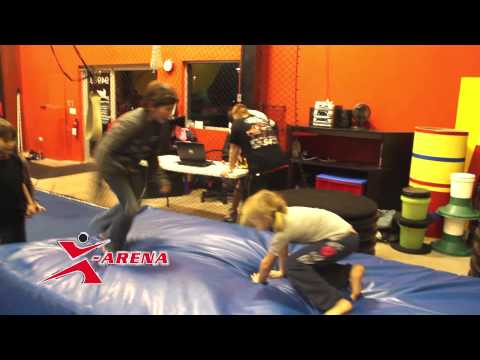 video:X-Arena AWESOME Kids playplace