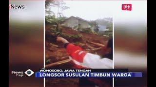 Video Video Amatir Tebing 10 Meter di Wonosobo Longsor - iNews Pagi 15/12 MP3, 3GP, MP4, WEBM, AVI, FLV Desember 2018