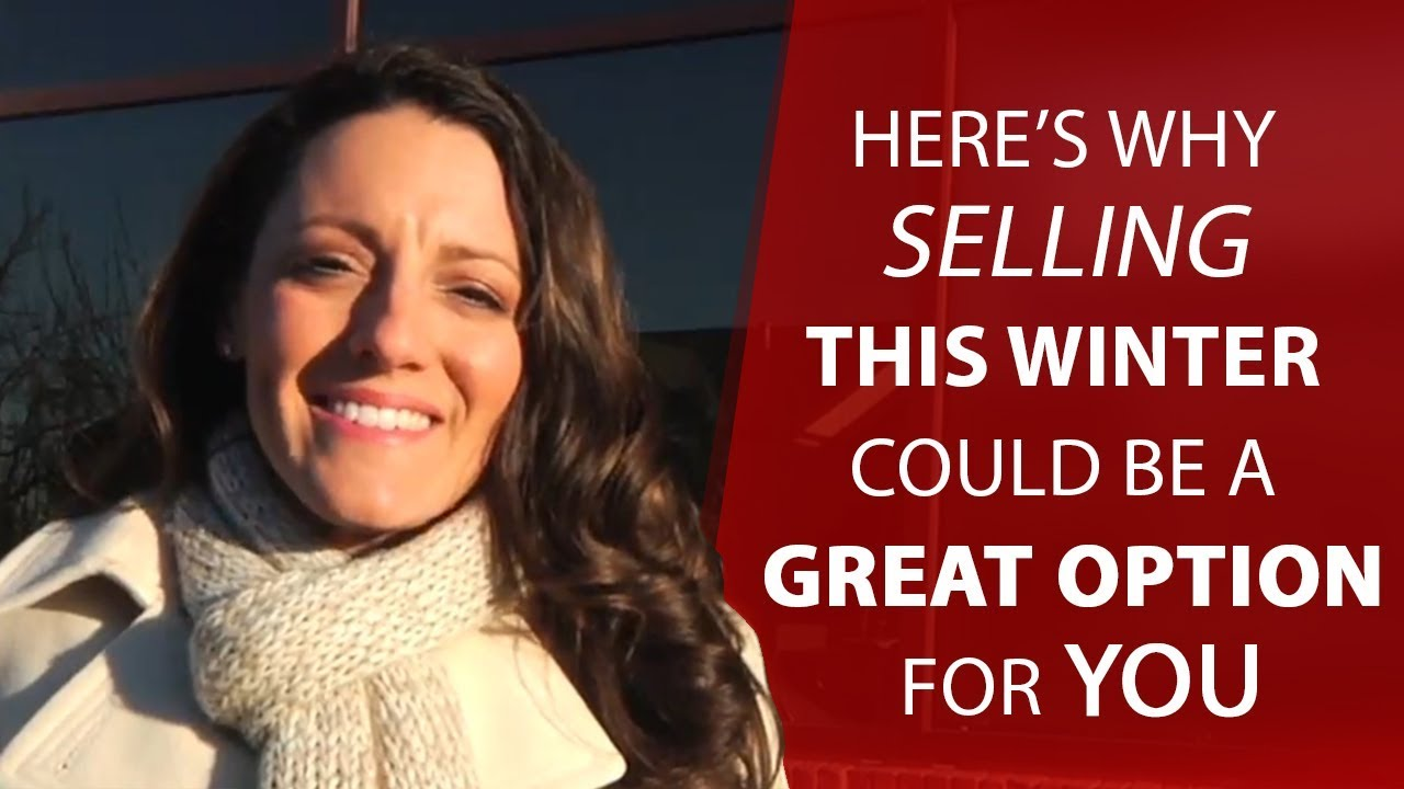 A Few Reasons & Tips for Selling This Winter