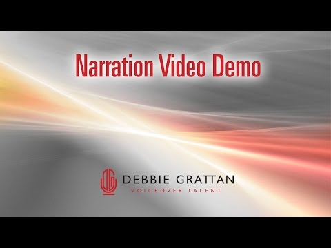 Narration Video Demo
