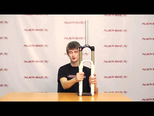 Купить Вилка Rock Shox Sektor RL - Coil (2011) в веломагазине Alienbike