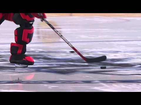 Матч Звезд 2015: Маскоты бьют буллиты / KHL All Star Game 2015: Mascot Shootout Contest (видео)