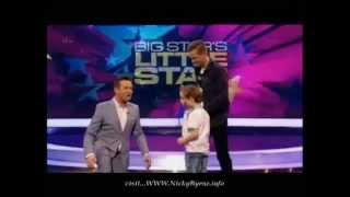 Nicky Byrne Big Stars Litte Star pt 1
