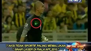 Video On The Spot - 7 Aksi Tidak Sportif Paling Memalukan MP3, 3GP, MP4, WEBM, AVI, FLV Oktober 2017