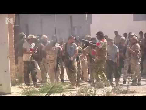 Libyan forces advance into final IS strongholds in Sirte