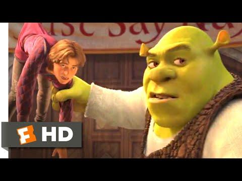 Shrek the Third (2007) - Revenge Of The Nerd Scene (4/10) | Movieclips