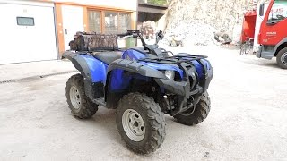 7. Yamaha Grizzly EPS FI 700 4X4 2007