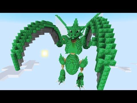 Minecraft vs Pokemon Go  | GIGA SCYTHER!! | (PvZ/Pokego Land) - Thời lượng: 6 phút, 10 giây.