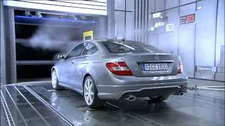 Impressions from the new Mercedes-Benz climate / wind tunnel in Sindelfingen