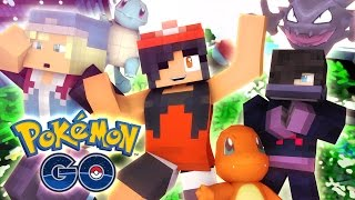 Pokemon GO~ing Crazy! | Minecraft Pixelmon Guess Who!