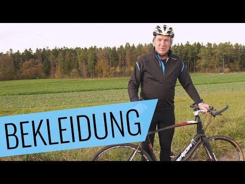 Richtige Fahrradbekleidung im Herbst/Winter - Erkältung vermeiden - Fahrrad.org