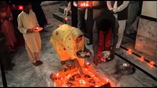 Peshawar Pakistan  city photos : Diwali Celebrated in Peshawar, Pakistan