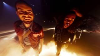 De Staat Get On Screen rock music videos 2016
