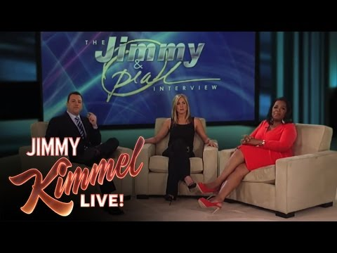Own - Jimmy Kimmel Live - The third part of Jimmy's interview with Oprah Winfrey, where Jimmy pitches OWN show ideas to Oprah Jimmy Kimmel Live's YouTube channel f...