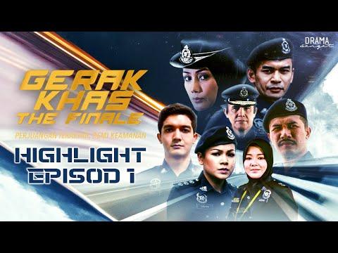 HIGHLIGHT : Episod 1 | Gerak Khas The Finale (2020)
