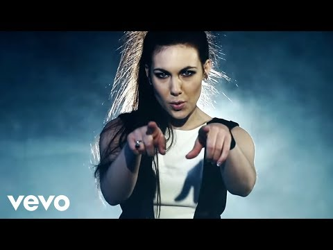 Amaranthe - Burn With Me (2013) [HD 1080p]