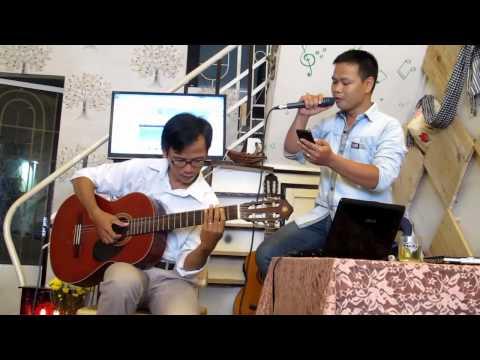 Để nhớ một thời ta đã yêu - guitar - Cafe Lúa
