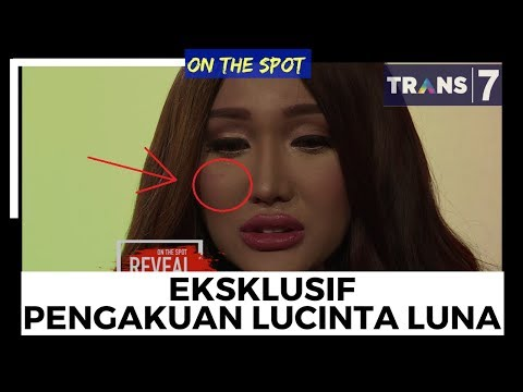 EKSKLUSIF !!! WAWANCARA PAKAR EKSPRESI DENGAN LUCINTA LUNA (04/04/18)