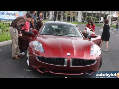 2014 Fisker Karma Quick Drive Video