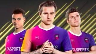 FIFA 18 Official Ways to Build Your Ultimate Team Trailer