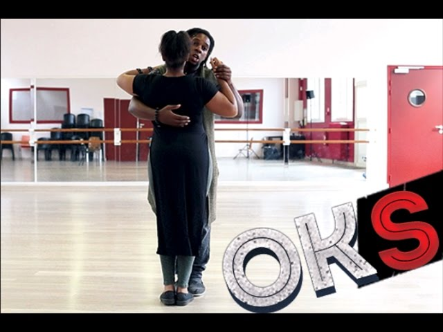 Kizomba Basics - Moving Forward/backward