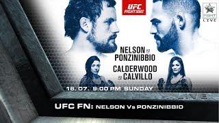 Nonton Ufc Fn 113  Nelson Vs  Ponzinibbio Film Subtitle Indonesia Streaming Movie Download