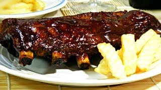ven baked ribs are an alternative to barbecued ribs. Made with a delicious blend of pork ribs and favorite sauces, they are ideal for a family gathering or dinner.
