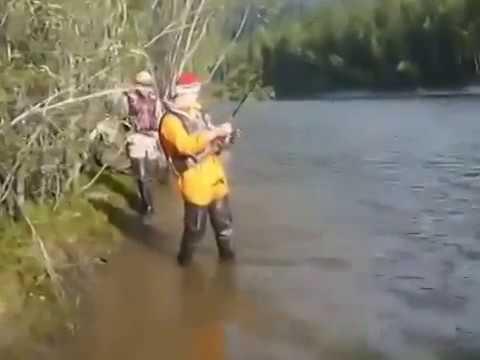 рыбалка в усть-анзас