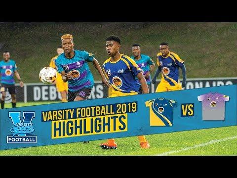 NWU stun UWC to secure first ever final! | Highlights | Varsity Football semi-final