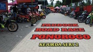 Video Paddock Road Race Ponorogo 2018 Kejurda Seri 2 MP3, 3GP, MP4, WEBM, AVI, FLV Februari 2019