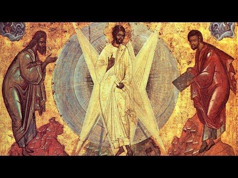 Тема выпуска: Преображение Господне. Успение Пресвятой Богородицы. День знаний.
