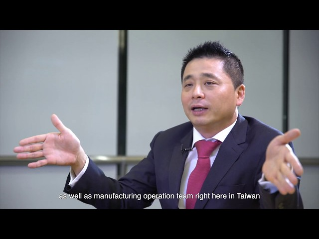 Success story of investing Taiwan (Dialog)