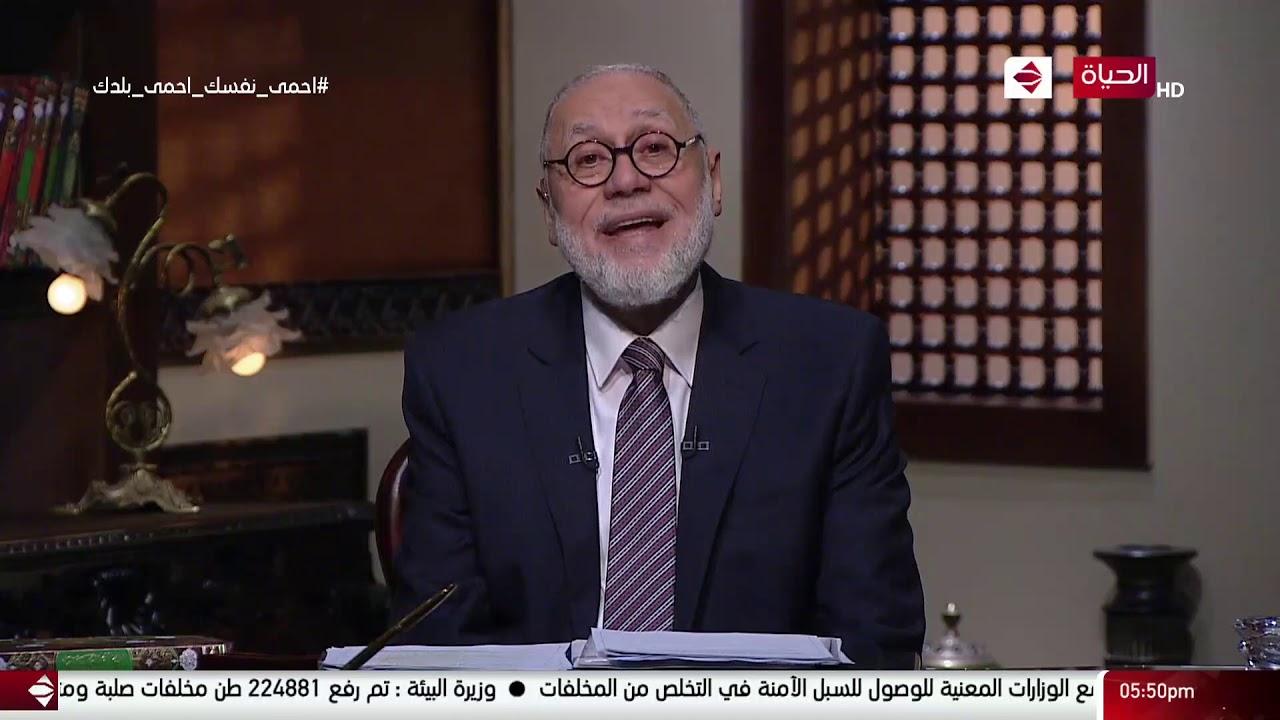 الطريق إلى الله - د. محمد مهنا: من مظاهر حسن الخلق عند النبي هو التواضع