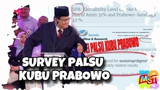 Video Terbongkar, Lembaga Survei AS 'Sustain Polling and Research' Menangkan Prabowo Itu Hoaks MP3, 3GP, MP4, WEBM, AVI, FLV April 2019