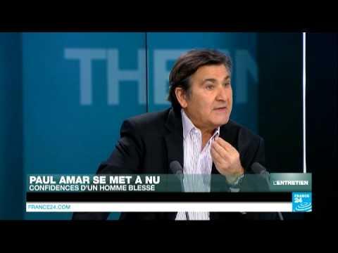 """Paul Amar : """"J'ai été stigmatisé pendant des années en tant que juif"""""""