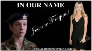 Clips of Joanne Froggatt who plays Suzy, a former soldier suffering from post-traumatic stress disorder finding life difficult adjusting to being a Wife and Mother after serving in Iraq.