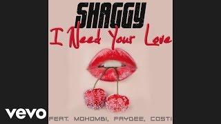 Shaggy - I Need Your Love (Audio) ft. Mohombi, Faydee, Costi - YouTube